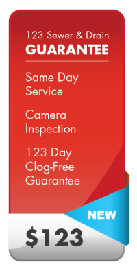 123 sewer and drain guarantee
