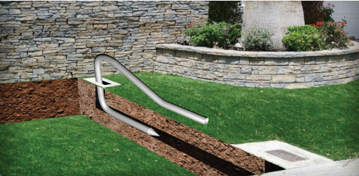 trenchless installation photo
