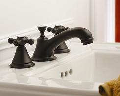 Kohler Dark Faucet