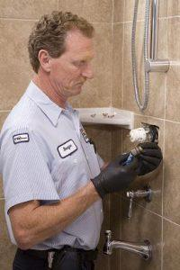 Bonney Technician Shower Repair