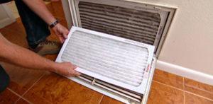 Air Filter Replacement   Bonney