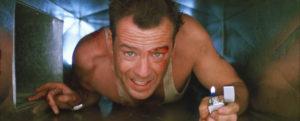 Air Vent Scene in Die Hard