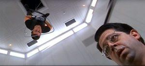 Ventilation Duct Scene in Mission Impossible