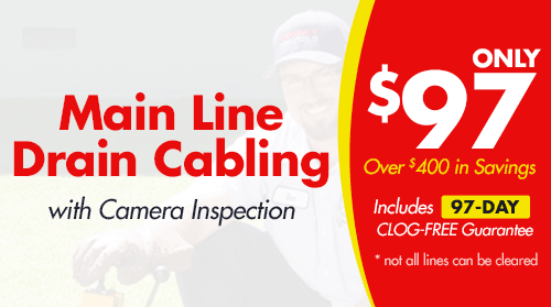Sacramento Main Line Drain Cabling with Camera Inspection from Bonney