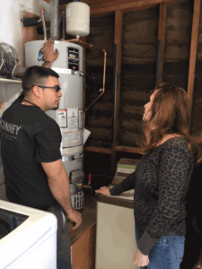 Bradford White Water Heater | Bonney Plumbing
