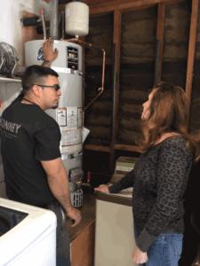 Bradford White Water Heater | Bonney Plumbing