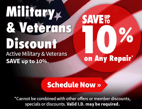 Military and Veterans Discount from Bonney - Save up to 10%