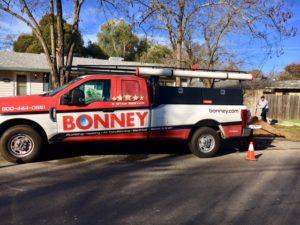 Bonney Trench-less Sewer Line Replacement
