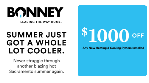 Summer Just Got a Whole Lot Cooler - $1,000 off any new heating and cooling system installed