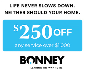 $250 Off Any Service Over $1000